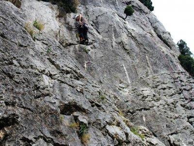 Initiaition level Climbing Course Castellón 4 h