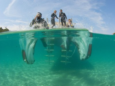 Course Of Induction To Diving In Santa Ponsa 3h