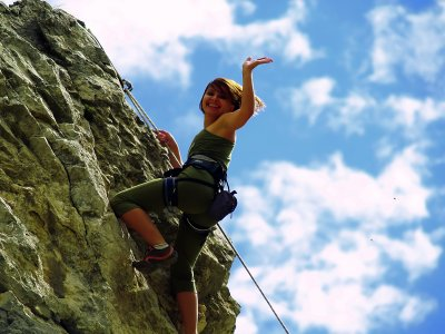 Introduction to climbing course in Majorca