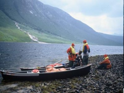 Ardentinny Outdoor Education Centre Canoeing
