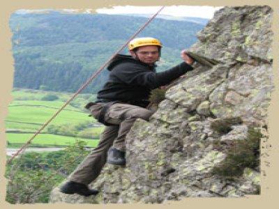 More than Mountains Climbing