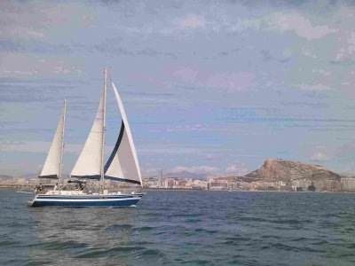Boat Tour at Alicante, 2 Hours, High Season