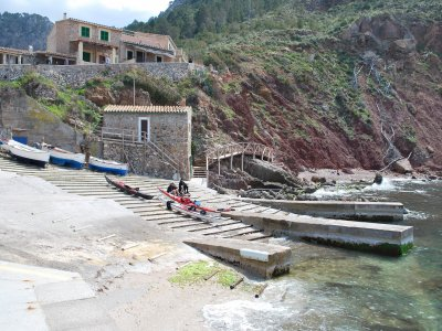 Kayaking & snorkeling north of Mallorca 4hrs