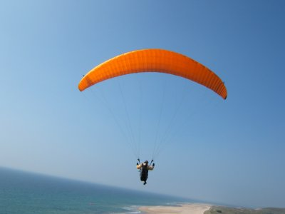 20m Paragliding Flights in Alcudia or Sa Torre