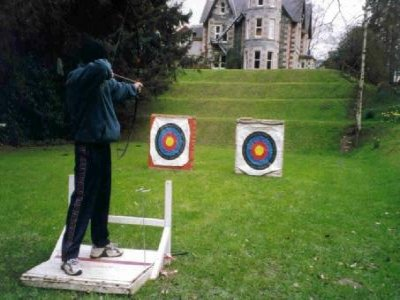 Dunolly Adventures Archery