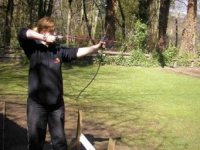 Archery is a great sport to do.