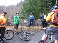 Mountain biking is also available.