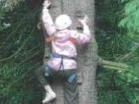 High Ropes are another activity available.