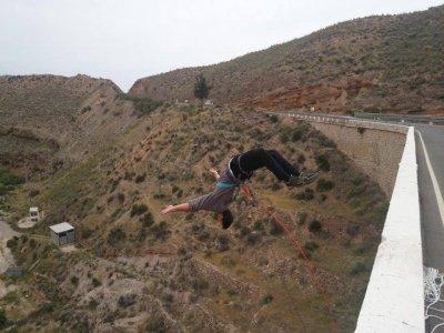 Bungee Jump in Almería + Photos or Video