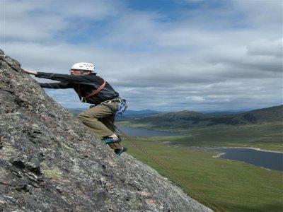 Celtic Sailing & Exploration Climbing