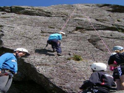 Climbing Single Pitch 2 1/2 Hours Wales