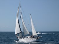 Lord Jim cruising waters, Sailing in Scotland