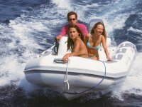 Rigid Inflatable, Sailing Holidays in Scotland