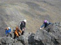 Rock Climbing, Sailing Holidays in Scotland