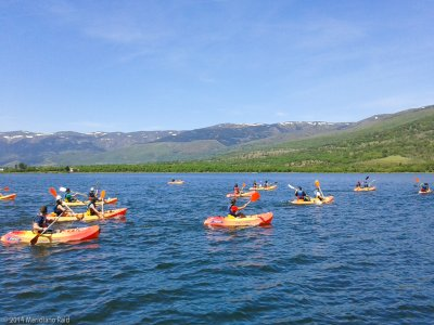 Private Kayaking in La Sierra Norte, 3 Hours