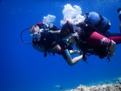 Open Water Diver Course in Serra Gelada