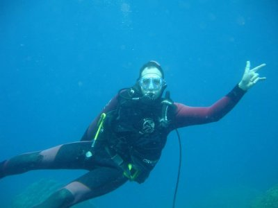 Dive Master Scuba Diving Course in Benidorm