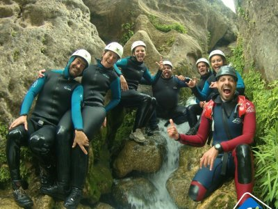 Bachelor party in Cuenca