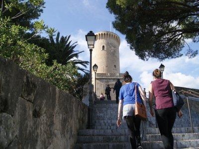 Urban trip in Palma de Mallorca + tapas
