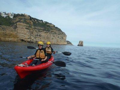 2h Kayak trip to Denia