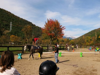 Horse Riding and English Camp in Jaca 1 Week