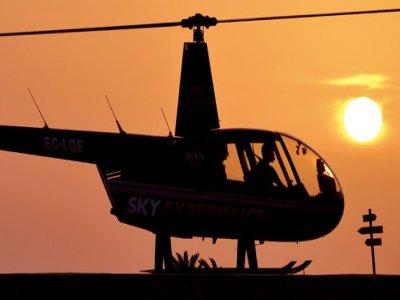 Echeyde Tours Paseo en Helicóptero