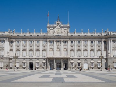 Historical City Centre Tour in Madrid