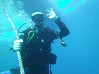 10 diving immersion ticket in Benidorm