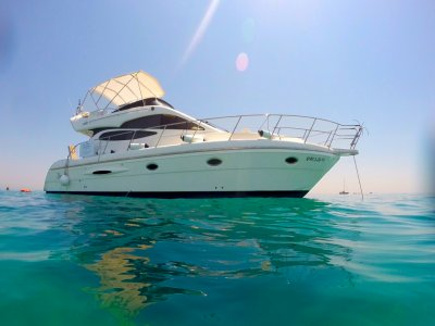 Luxury yatch rental ,1 day Barcelona