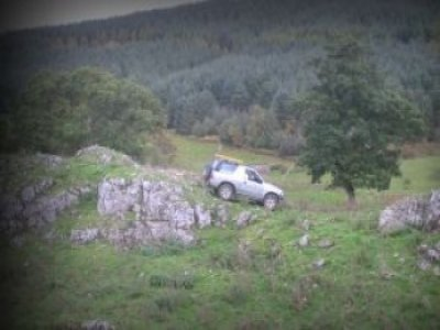 Ultra Adventure Driving 4x4 Routes