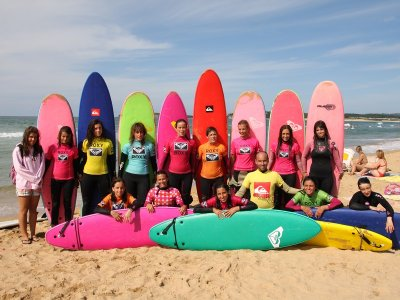 7-Days Surfing Class in Somo, 14-Hours