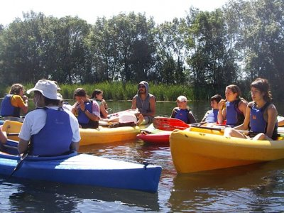 Canoeing-Stag Party in Tormes River 2h