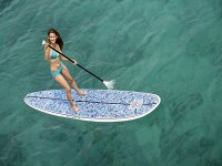 Stand Up Paddleboarding is great fun and a great way to stay in shape