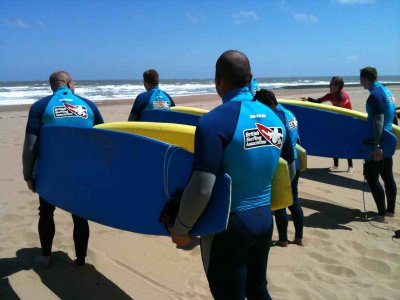 Joss Bay Surf School Surfing