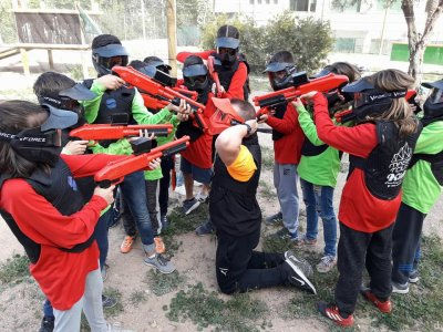 Masia Tous Parque Multiaventura Paintball