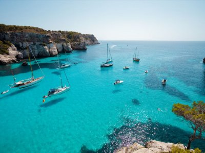 Sailing trip in Menorca, from Mahon, 8 days