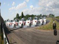 Subaru Rally Experience Passenger Ride Chippenham