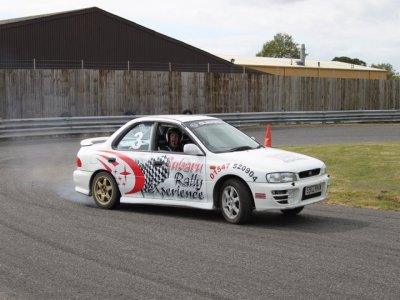 Subaru Rally Experience Taster Chippenham