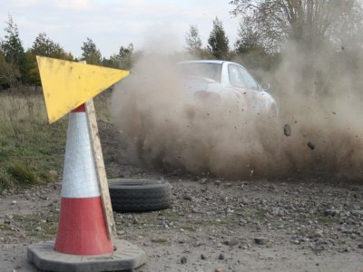 Subaru Rally Experience Intermediate Chippenham