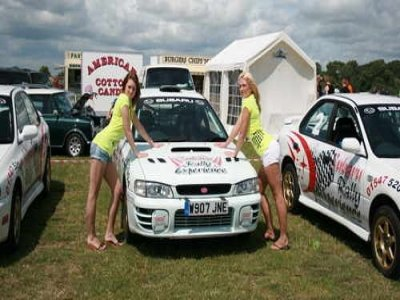 Subaru Rally Experience Full Day Course Chippenham