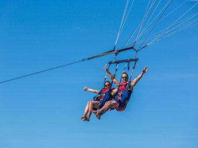 Parasailing For 2 in Playa de Anfi