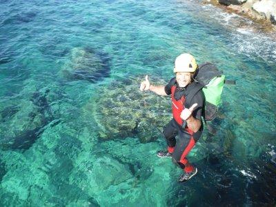 Coasteering in Alicante with Snorkeling 5h