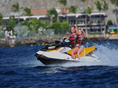 20 Min Jet Ski Rental in Playa de Anfi