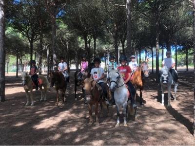 Yeguada Aparicio Campamentos Hípicos
