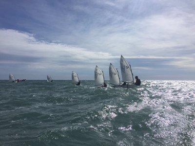 Catamaran sailing course in Calella 3 hours