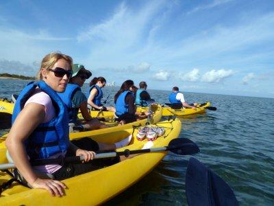 1h canoe rental in Anfi del Mar