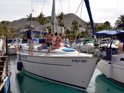Sailing Boat Ride, Coast Of Gran Canaria 5h