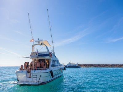 Rent a motorboat in Gran Canaria 3 hours