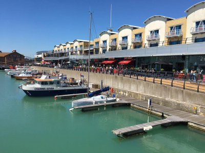 Brighton Marina's Water Tours