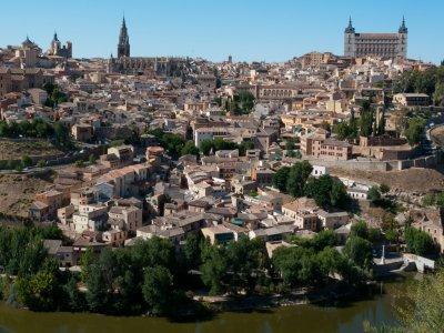 Gymkhana + dinner drinks + Accommodation Toledo